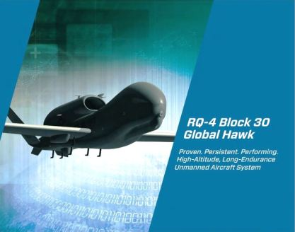 RQ-4 Block 30 Global Hawk
