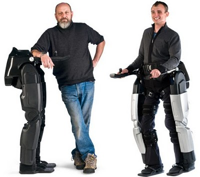 Richard Little talk about Rex Bionics